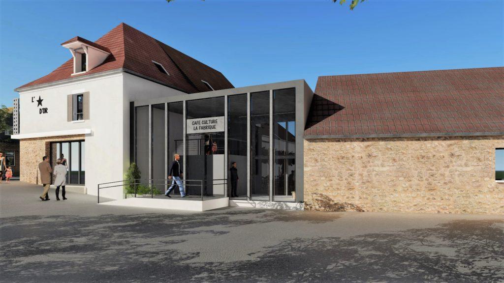 Image for Le café culture « L'Etoile d'Or »