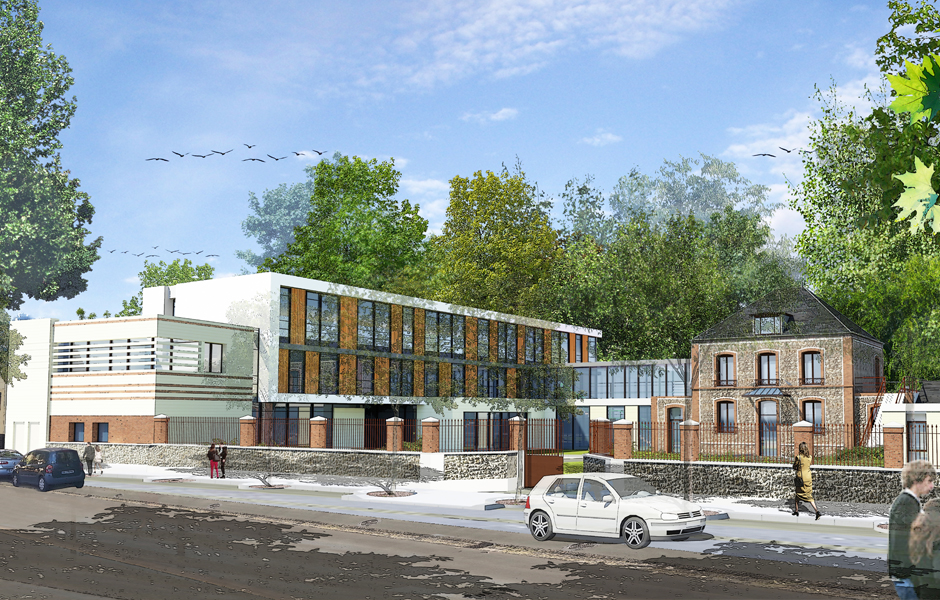 Image for 02 Ecole Jules Ferry Trappes 2